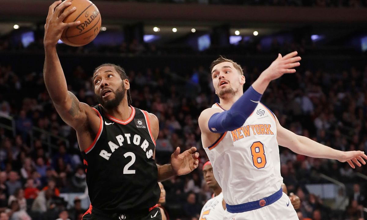 NBA: Cellar dwellers battle and can Nets capture Raptors?