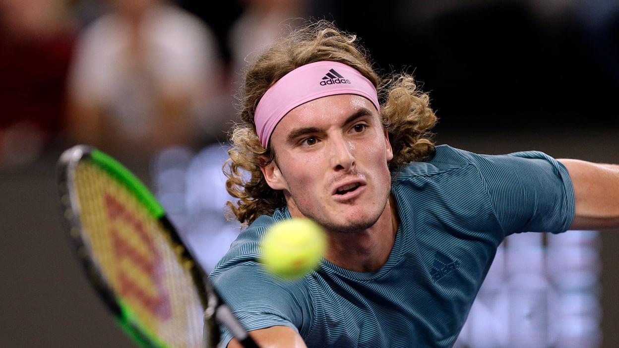 Tennis Friday Abrams Picks The Estoril Open Quarters Tsitsipas V Domingues Goffin V Jaziri Monfils V Davidovich Fokina Tiafoe V Cuevas