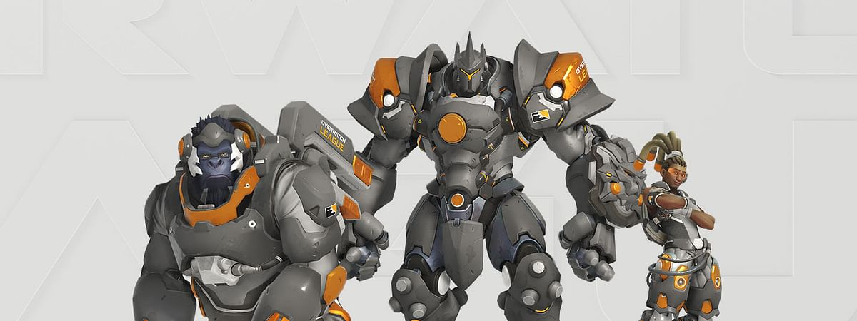 Overwatch from Blizzard Entertainment.