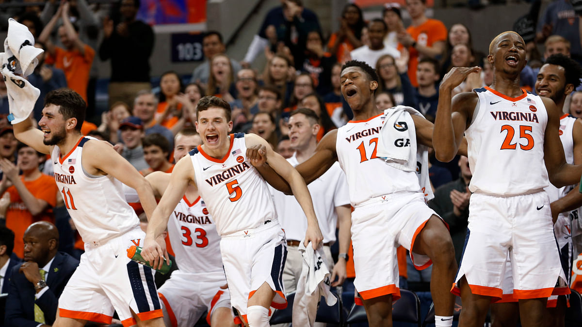 Eckel on ACC: Virginia seeks #1 seed in Orangemen country