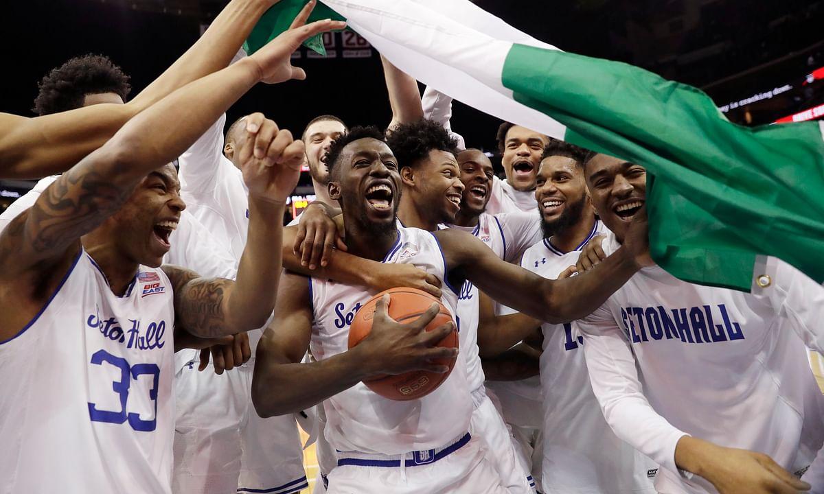 NCAAB: Eckel on NJ sees a Big East battle in Seton Hall-Georgetown