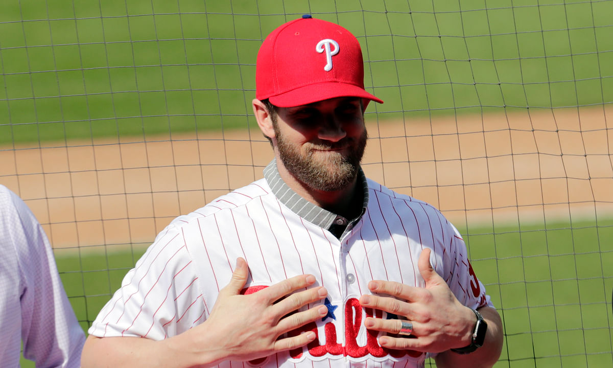 3 positives about the Phillies signing Bryce Harper