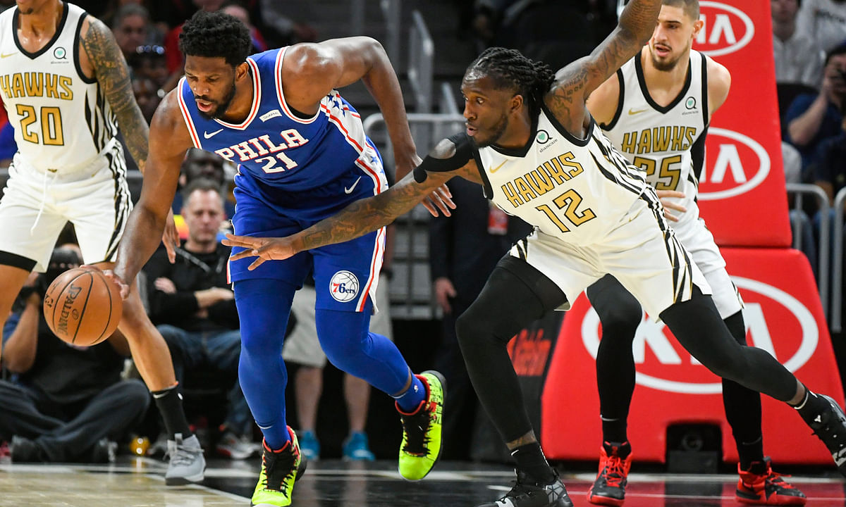 The Monday Philly Props: Sixers