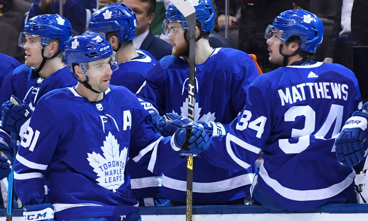 NHL Wednesday: Maple Leafs, Bruins are ready to roll