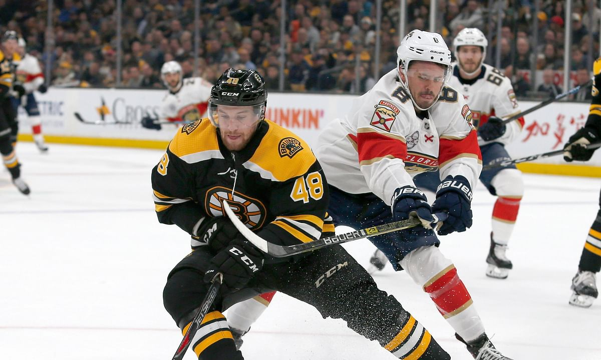 NHL Sunday: Bruins vs. Red Wings and Penguins vs. Hurricanes