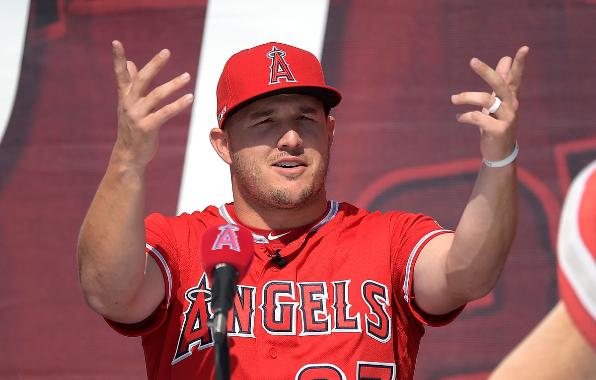 Thursday Single Digits: We stumbled onto some amazing Mike Trout numbers