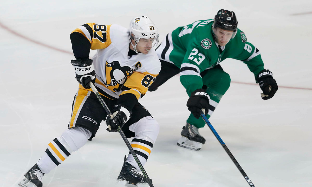 NHL: Sabres look to rattle Devils, Penguins hunted by Rangers