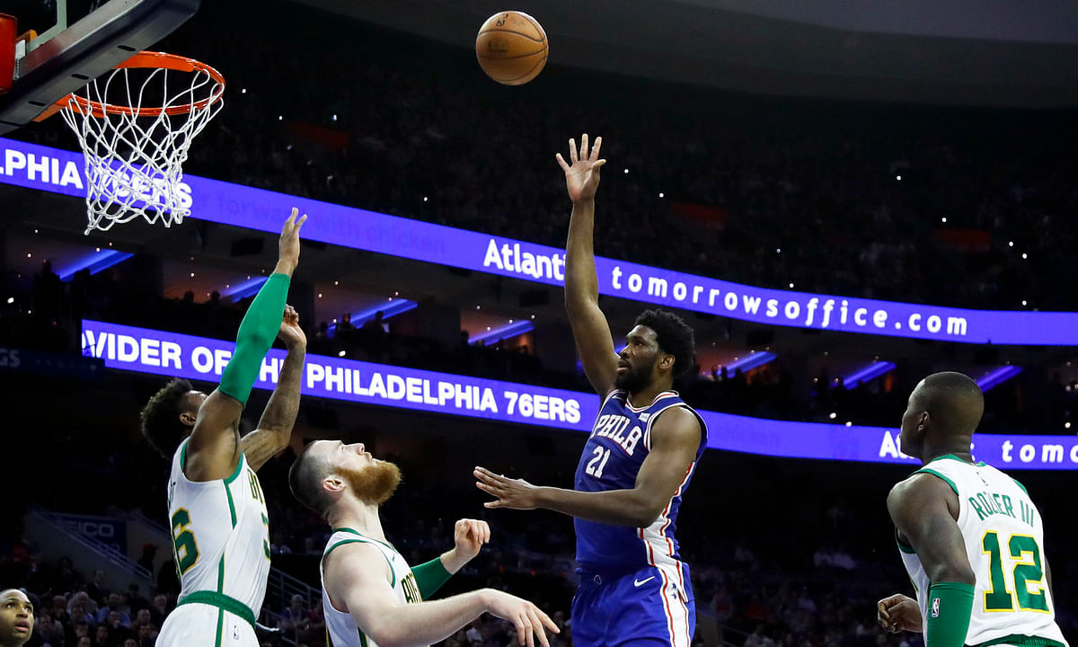 NBA Saturday: Beware The Hawks