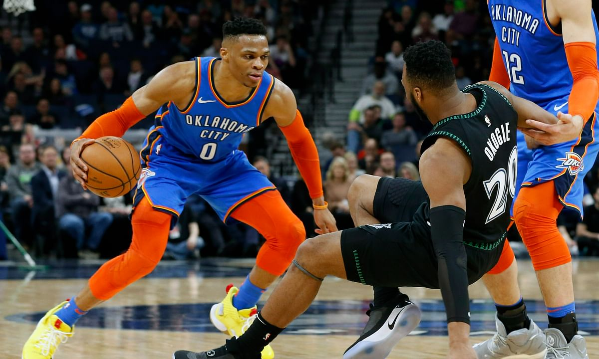 NBA: The Thunder face the Trail Blazers and Greg Frank picks...