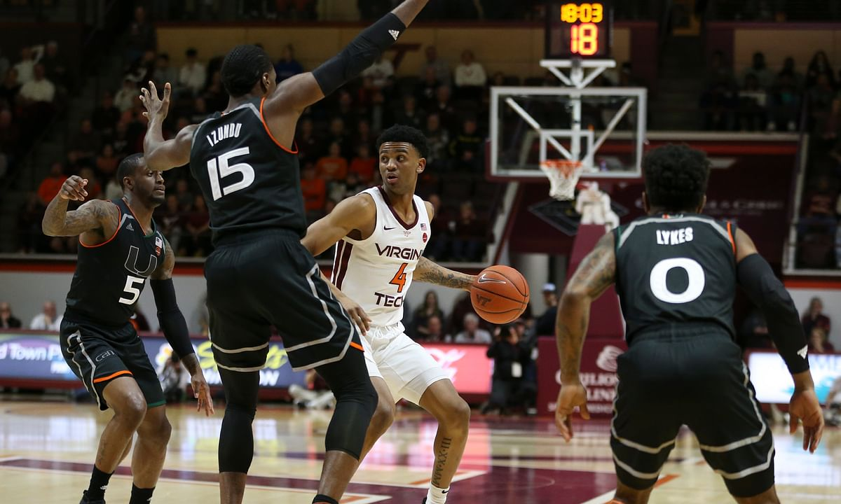 Eckel on ACC: Virginia Tech looks for three-peat versus Miami