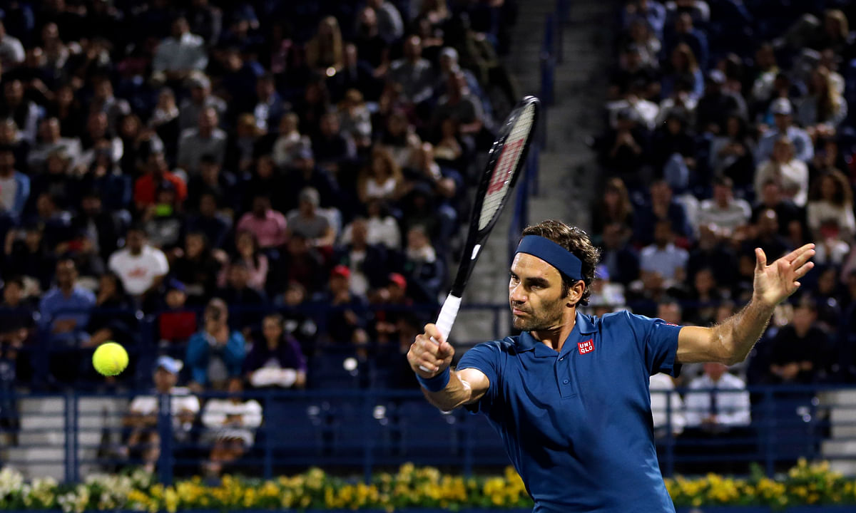Tennis: Abrams has the semis Saturday morning in Dubai