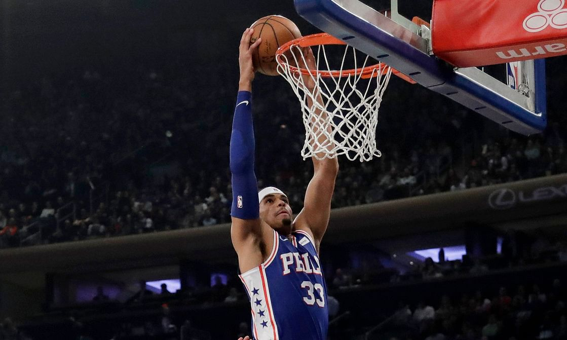 The Philly Props: Tobias Harris