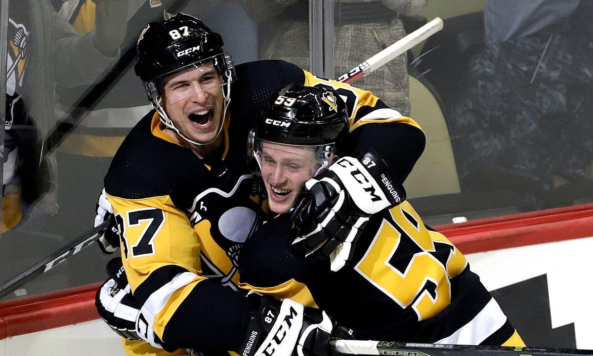 NHL Thursday: Crosby, Penguins Picking Up Steam
