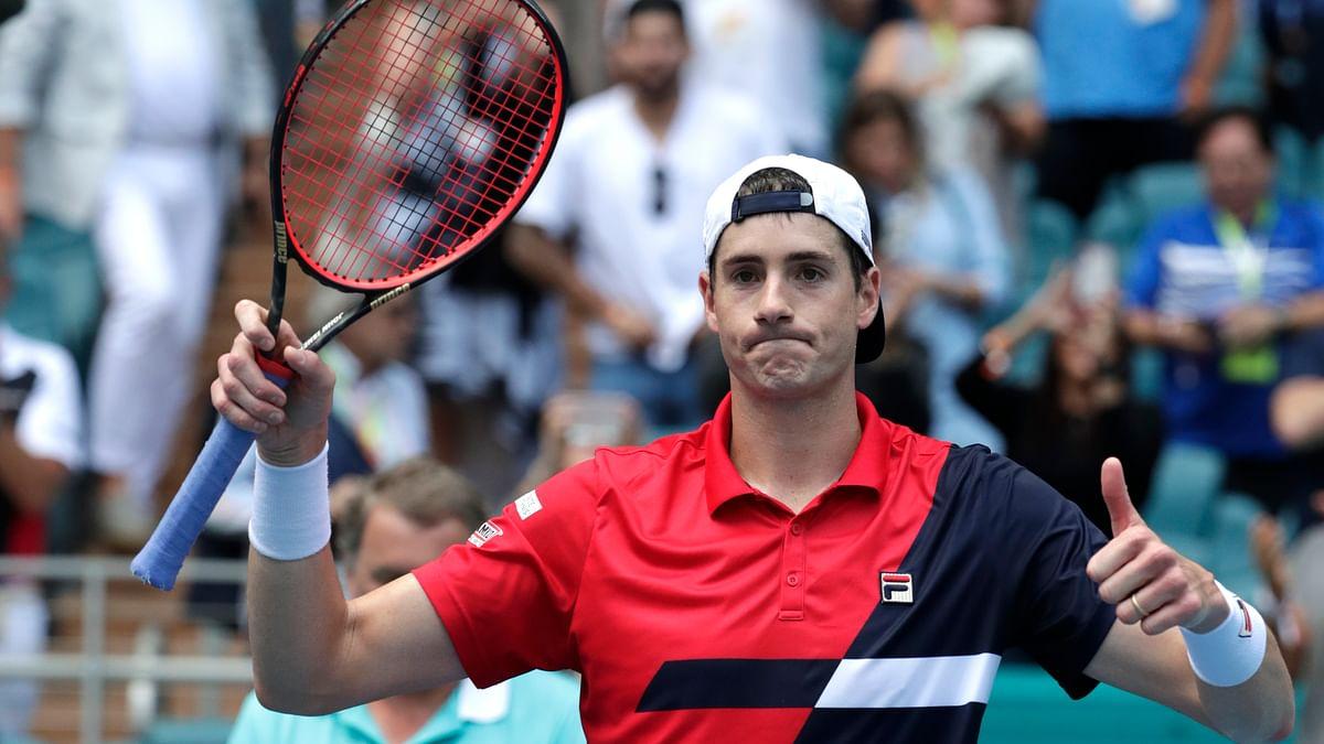 Tennis: Abrams picks the Miami Open men's singles final - Federer vs. Isner