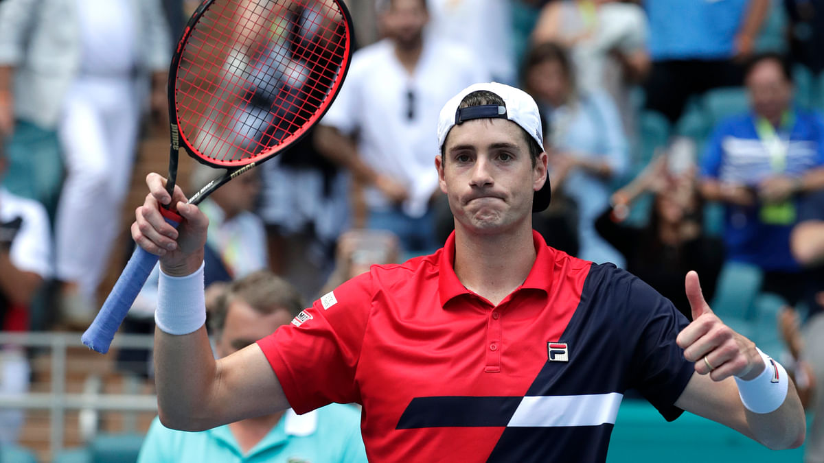 Abrams recaps the Acapulco Thursday quarters and picks tonight's semfinals with Isner, Fritz, Nadal and Dimitrov