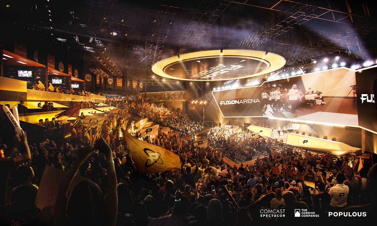 eSports: Fusion Arena Coming To South Philly