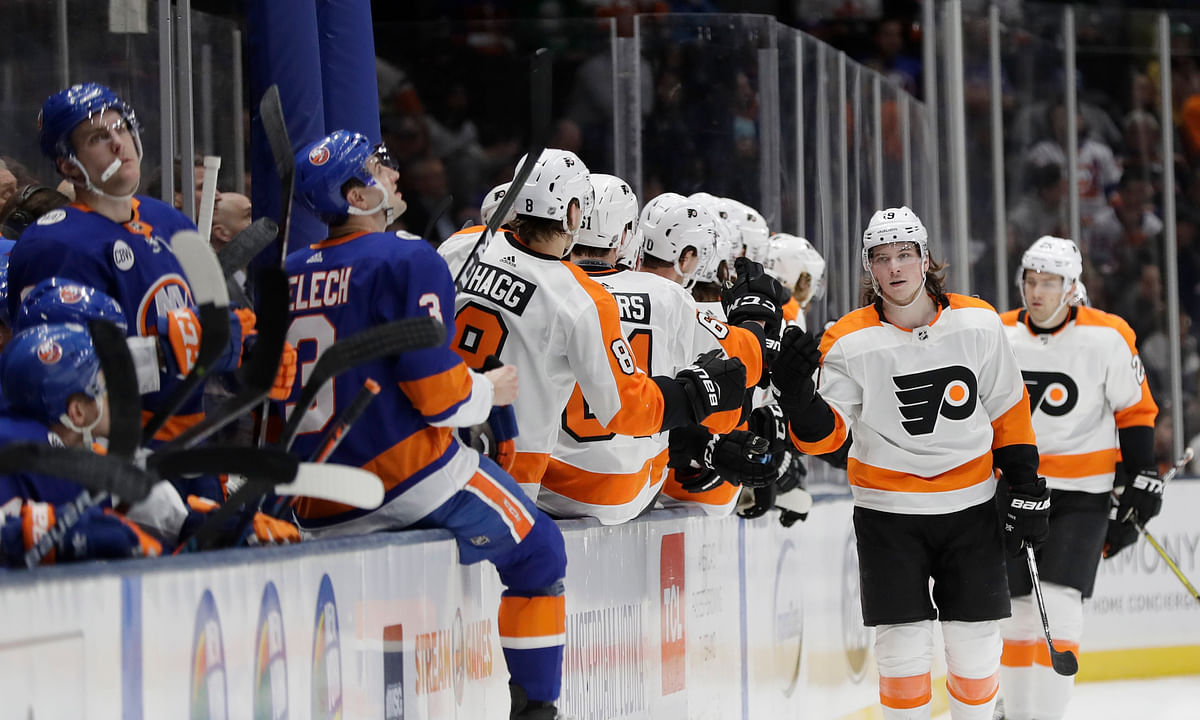 NHL Monday: Islanders Trying To Turn The Tide
