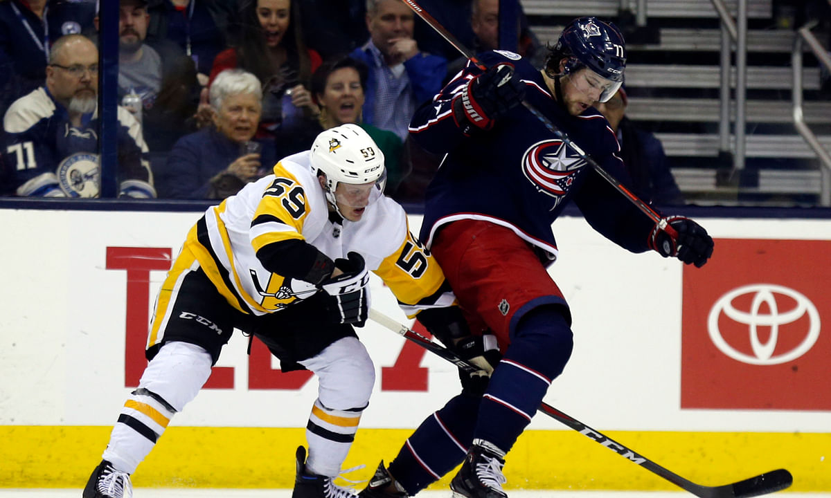 NHL: Unstoppable Bruins look to keep it going against Penguins