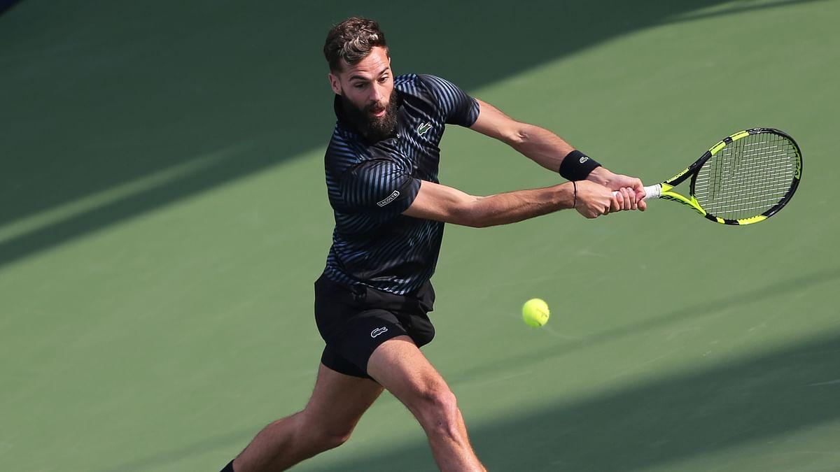 Lyon Open Tennis Final: Benoit Paire tops FA2 6-4, 6-3
