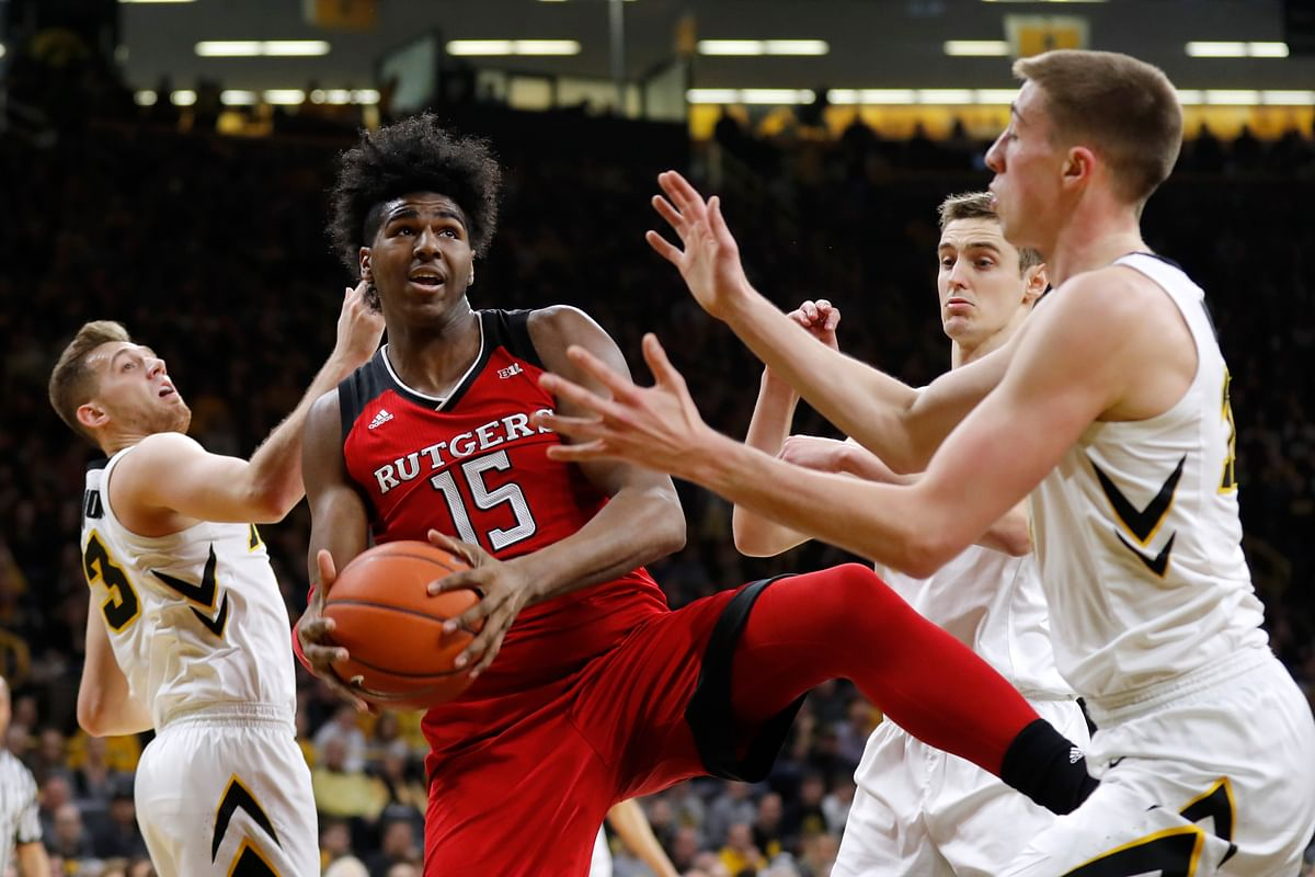 NCAAB Wednesday: Can Rutgers Get Over the Hump for NIT Bid?