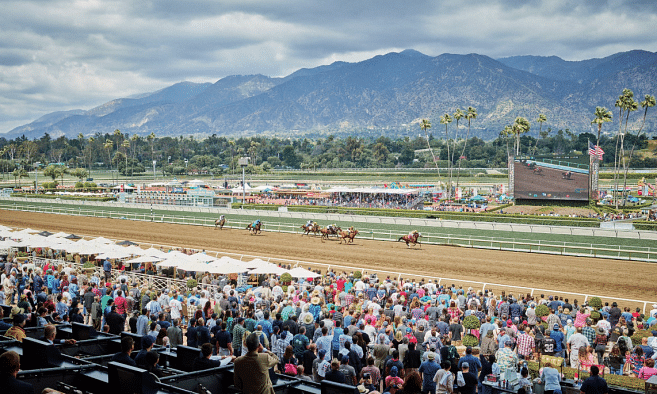 Thursday Horse Racing: Garrity warms up for the Breeder's Cup with picks for three races at Santa Anita