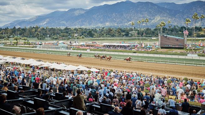 Sunday at the track, not field: Garrity picks horses at Oaklawn Park, Santa Anita Park, and Fair Grounds