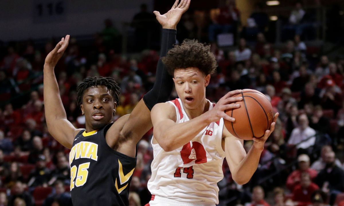 Play-in round of the Big 10 Tournament: Nebraska faces Rutgers
