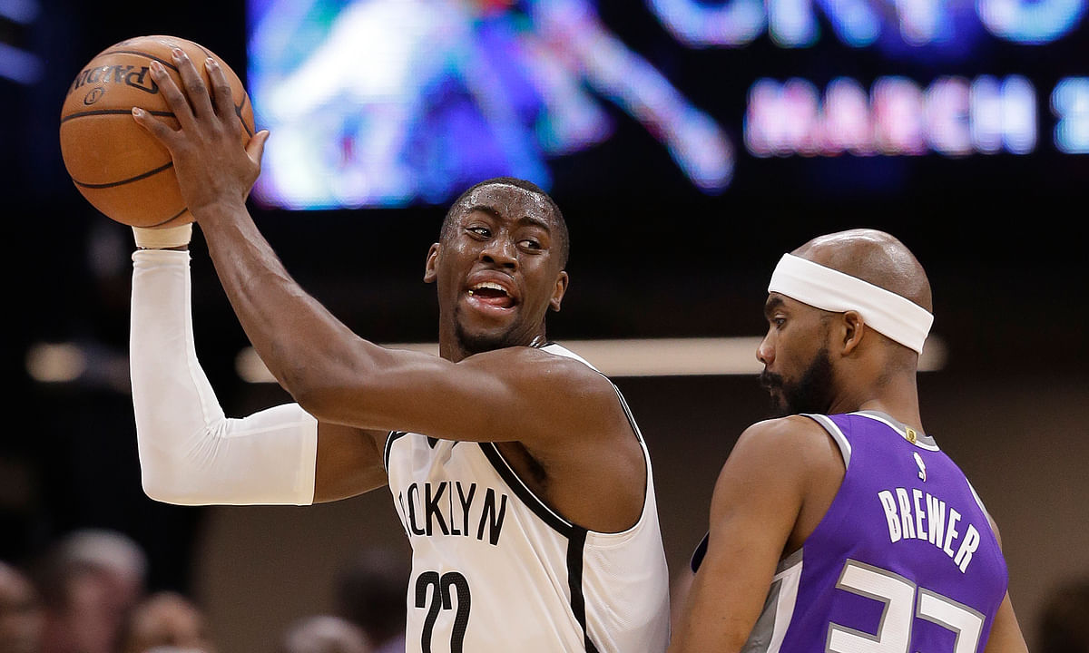 NBA: Greg Frank sees a slam dunk in picking Nets vs Lakers