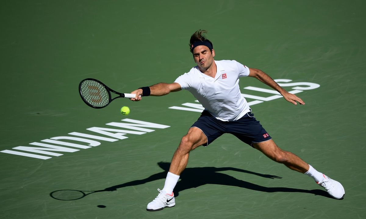 Tennis: Abrams picks the men's quarterfinals at Indian Wells