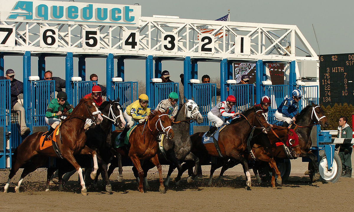 FREE Sunday SmartCap Horse Racing picks for the 6th at Aqueduct