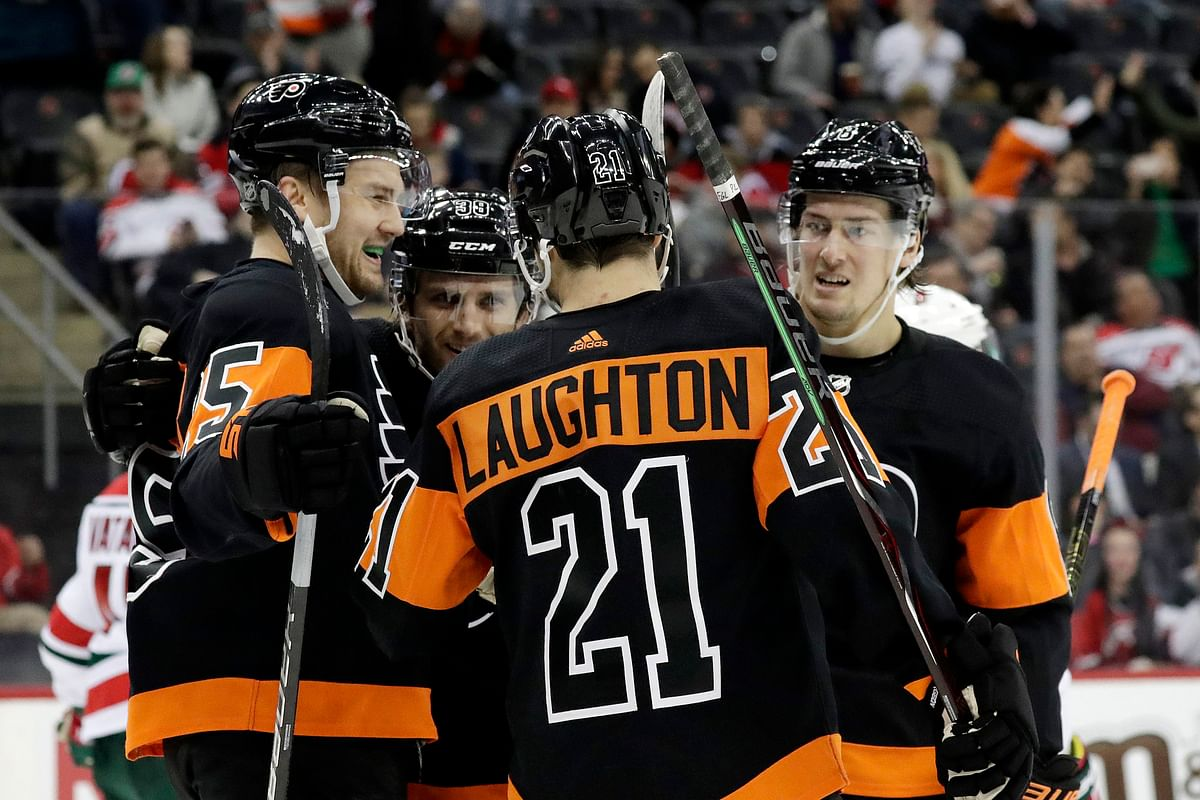 The Sunday Philly Props: Flyers