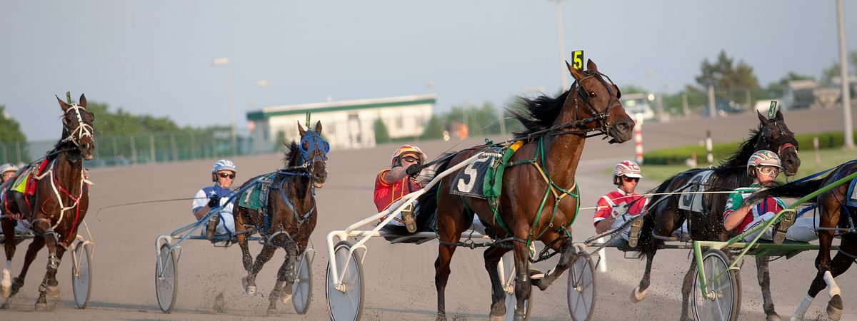 Harness Racing at Yonkers Raceway