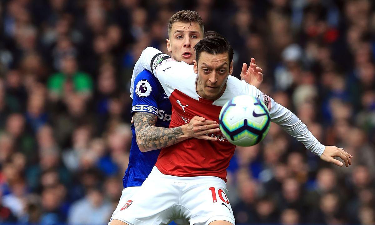 Miller picks Quarterfinal matches of the UEFA Europa League - Arsenal v Napoli, Benfica v Eintracht Frankfurt, & Slavia Prague v Chelsea
