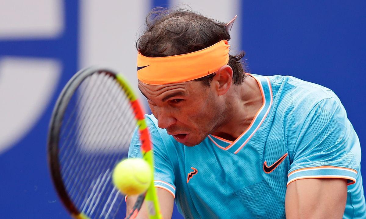 Tennis: In Barcelona Open quarterfinals, Abrams picks Nadal v Struff, Thiem v Pella, Nishikori v Carballes Baena, Medvedev v Jarry