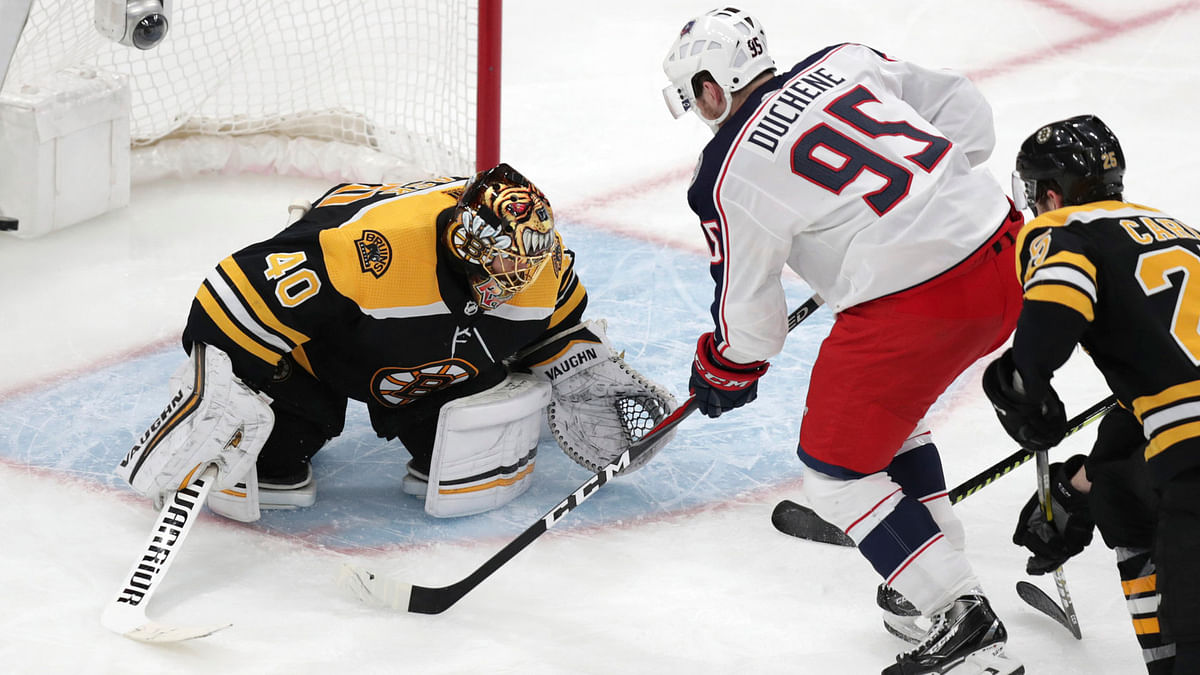NHL Playoffs Tuesday: Dietel on Blue Jackets v Bruins