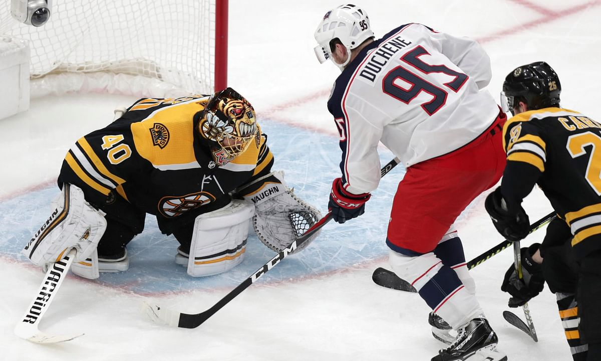 NHL Playoffs Tuesday: Dietel on Blue Jackets v Bruins
