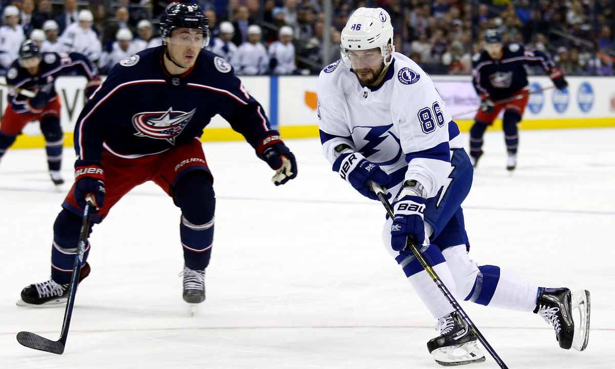 NHL East Preview: Lightning v Blue Jackets, Islanders v Penguins, Capitals v Hurricanes, Maple Leafs v Bruins