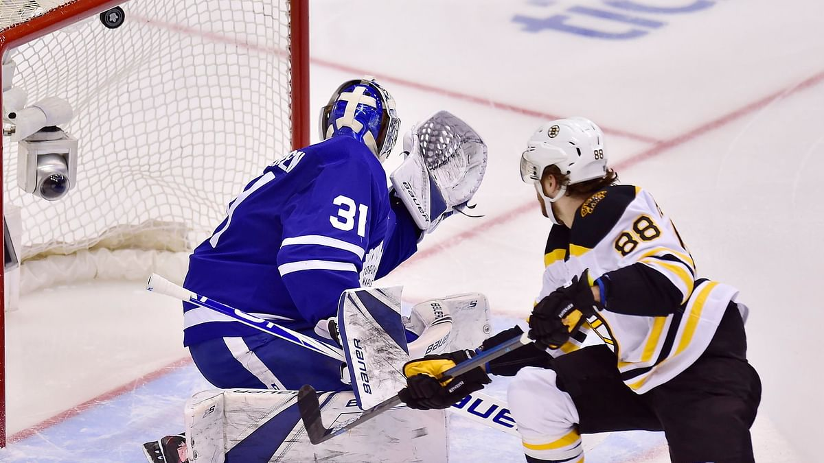 NHL Friday: Dietel on Bruins v Maple Leafs, Flames v Avalanche
