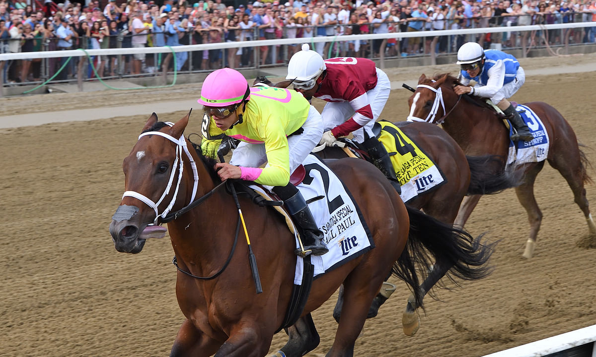 Thoroughbreds: Mick Mcmudder's Saturday picks take him Laurel Park and to Parx and Belmont for stakes races and more