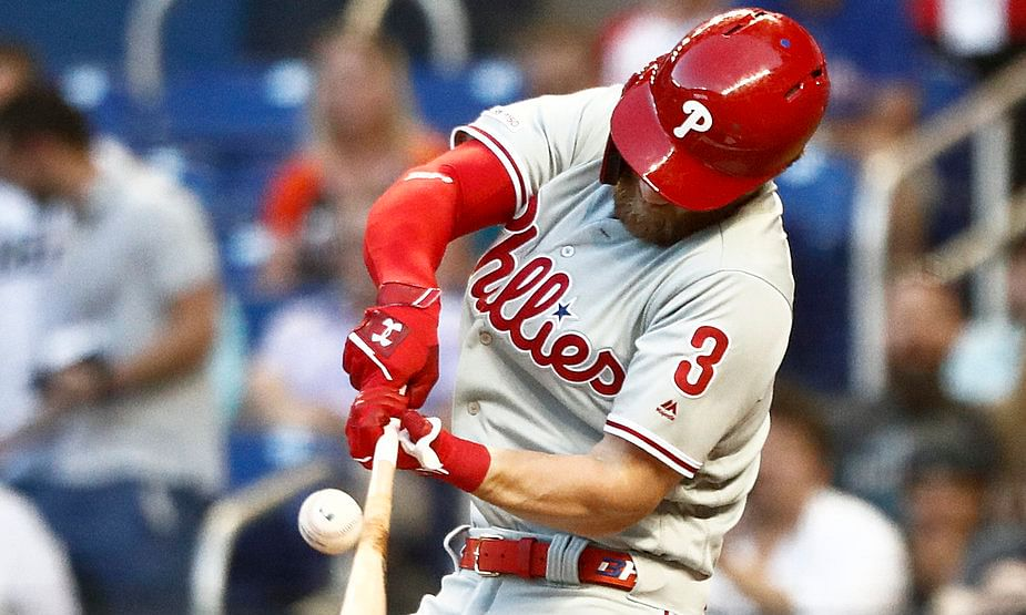 The Tuesday Philly Props: Phillies Harper, Hoskins