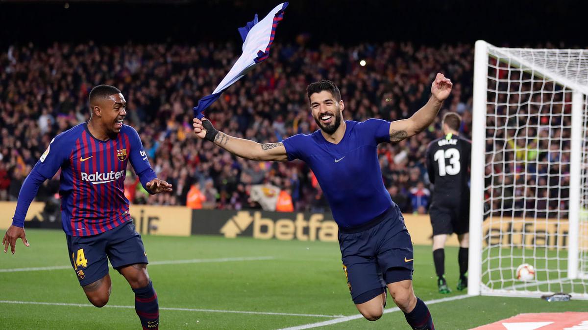 Bet Saturday La Liga! Miller picks Celta Vigo vs Barcelona and Atlético Madrid vs Alavés