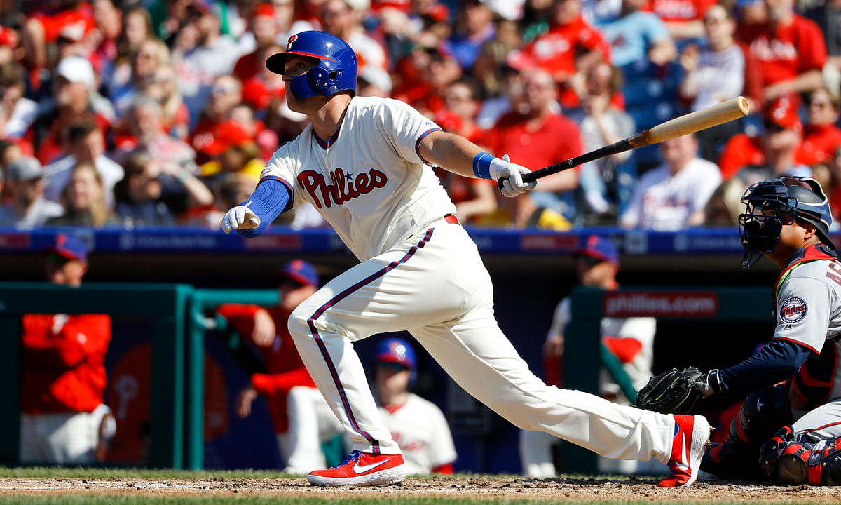 The Sunday Phillies Props: Phillies