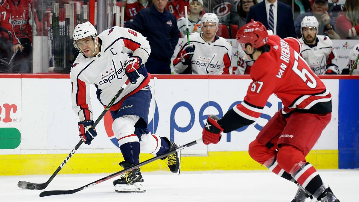NHL: Postseason action continues as Capitals look to rock Hurricanes, Avalanche to smother Flames - Dietel picks