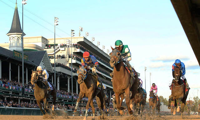 Kentucky Derby Week: Garrity looks at Beyer Speed figures and the magic number of 100