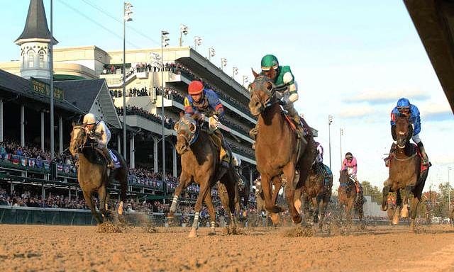 Horse Racing Wednesday: Garrity picks winners at Churchill Downs