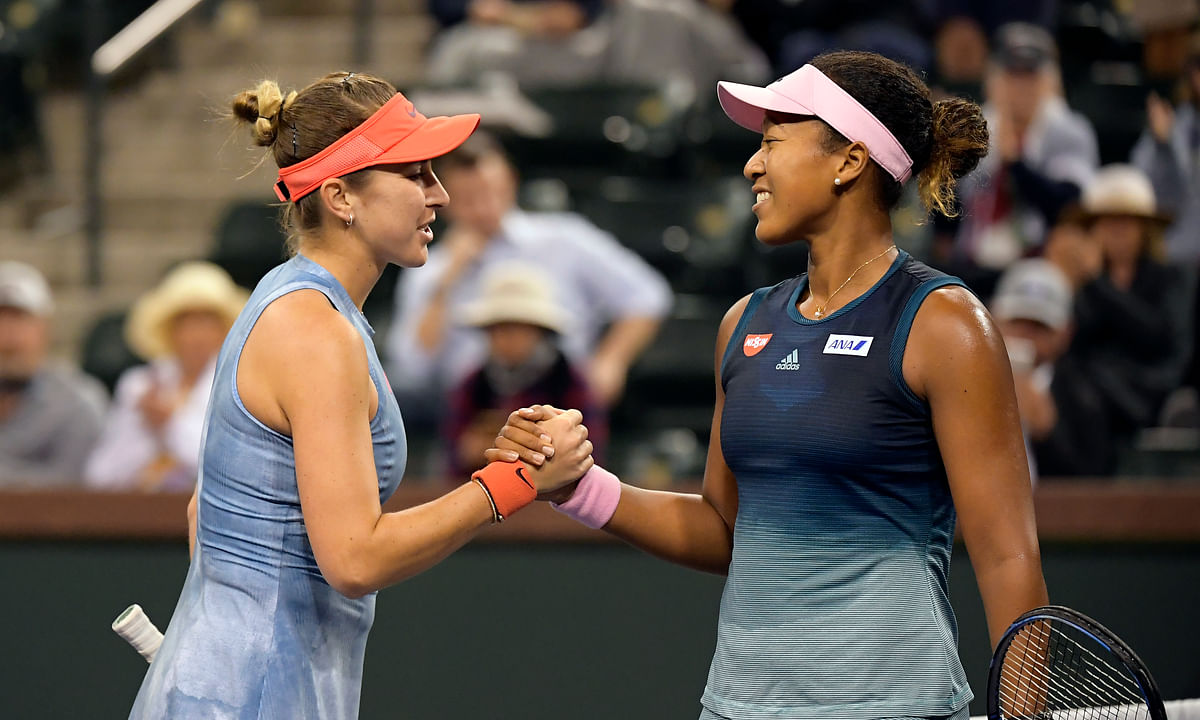 Tennis: Abrams picks six 2nd round matches at the WTA Volvo Car Open in Charleston