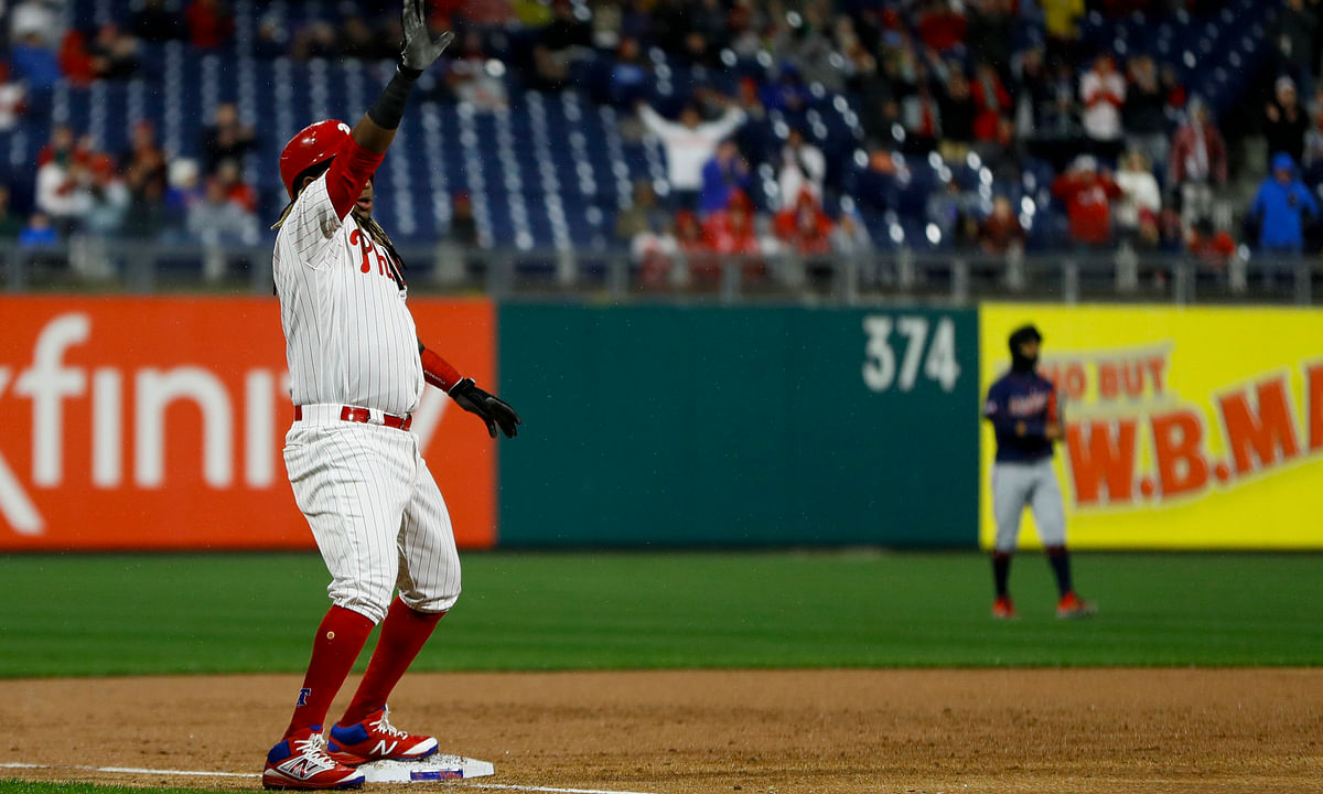 MLB Saturday: Raise your hand if you like Albert's picks on  Phillies v Twins, Rays v Giants, Rangers v Angels