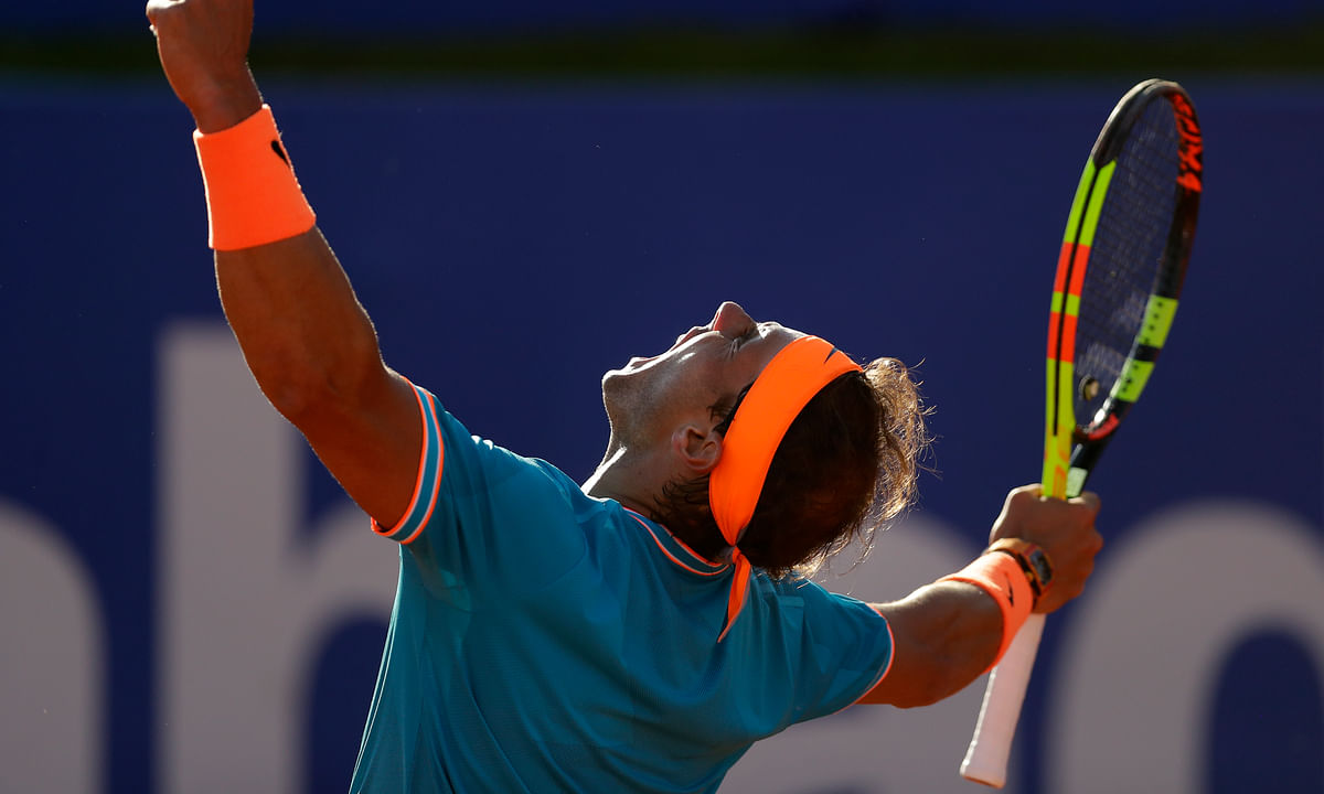 Tennis Saturday: Abrams on Barcelona Open semifinals, Nishikori v Medvedev, Nadal v Thiem