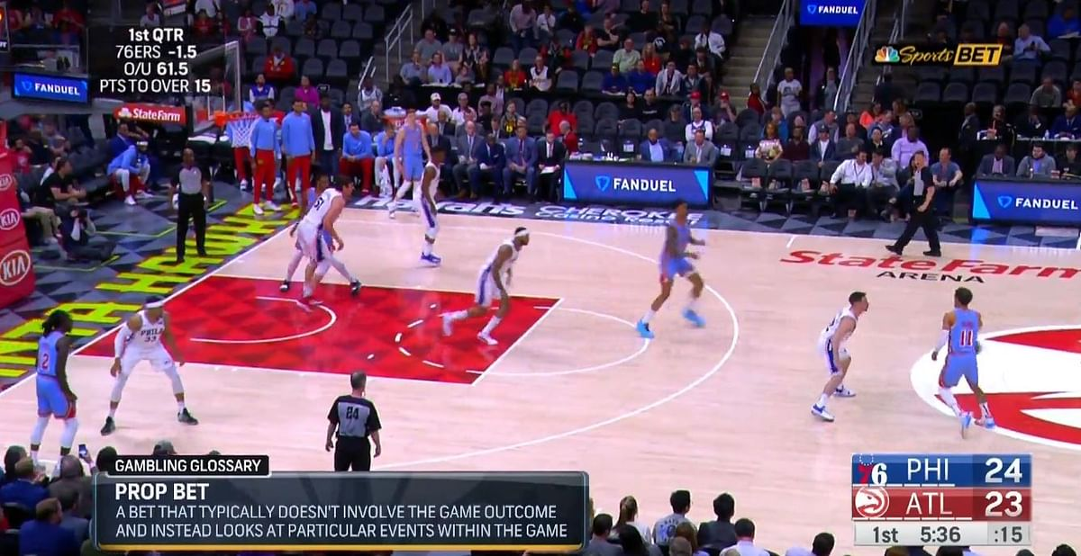 Farzetta, Gargano back to host betting alternative broadcast to Sixers-Nets Game 4 Saturday