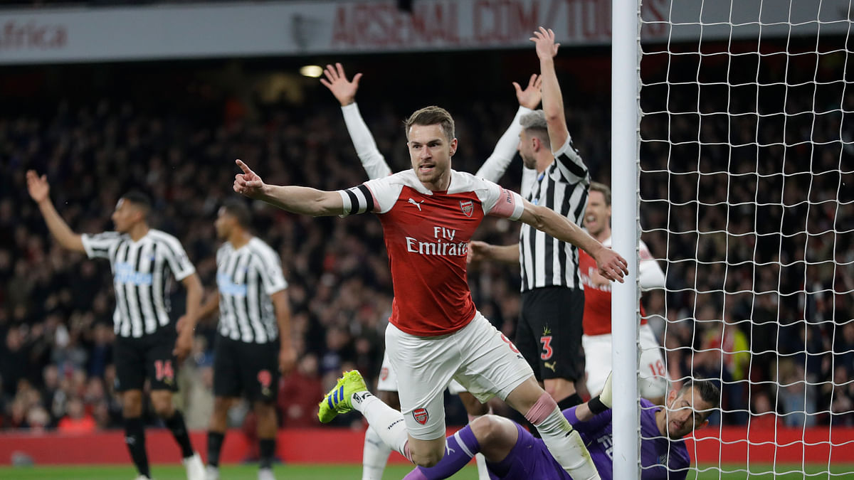 Soccer: Miller goes abroad for the Premier League - he picks Everton vs Arsenal, the F.A. Cup semifinal, Eredivisie & Serie A action + more